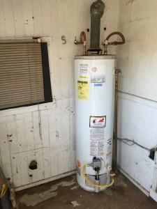 5111 Brighton- Hot water heater